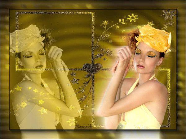 lady yellow