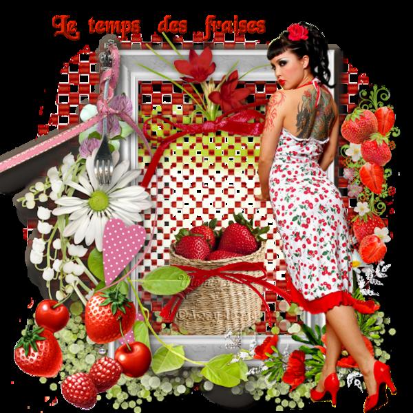 le temps des fraises