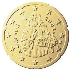 euros Saint Martin 20 cts