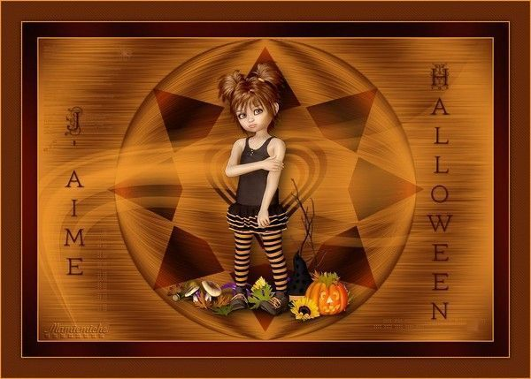 j'aime halloween