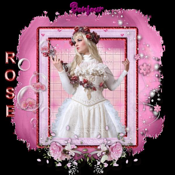 bonjour Rose