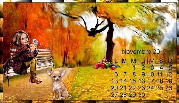 Fond cran novembre for Fond ecran novembre