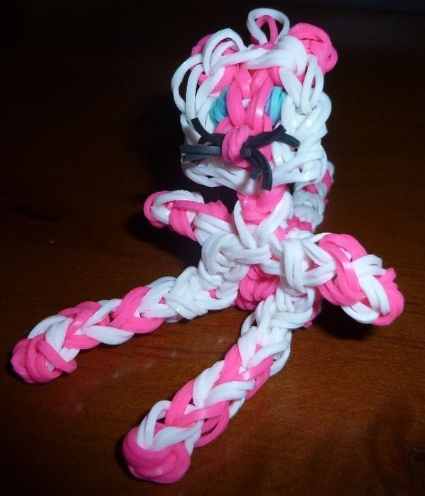 CHATélastique rainbow loom