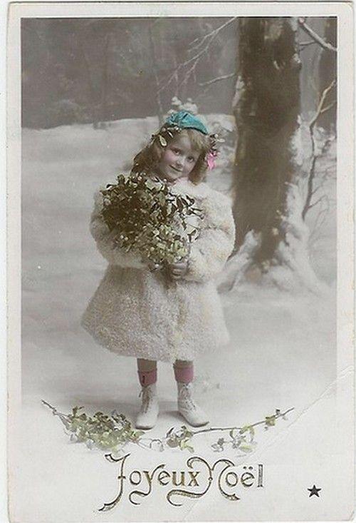 Cartes postales anciennes de no l - Cartes de noel anciennes ...