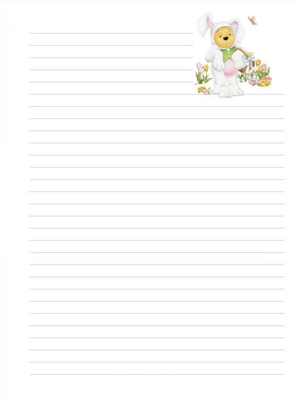 Bien-aimé papier à lettre fete de fin d'annee PK83