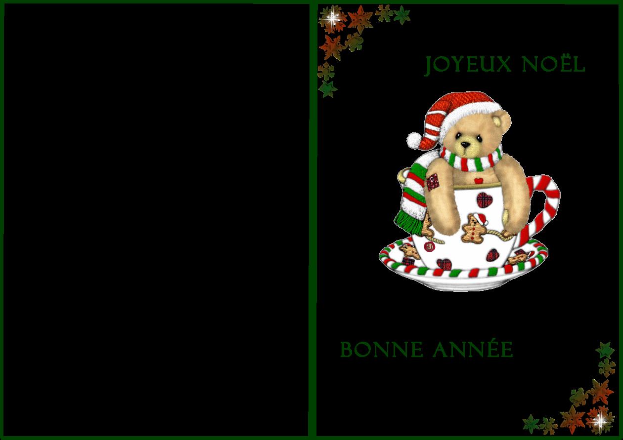 Cartes Gratuites Joyeux Noel Imprimer