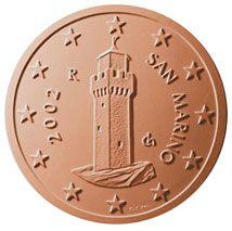 euros Saint Marin